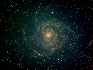 Pisces Spiral Galaxy